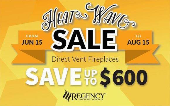 Heat Wave Sale