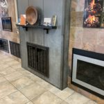 Stoll Fireplace Surround and Mantel