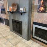 Stoll Fireplace Surround and Mantel