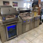New Lynx Grill, Fridge and Pizza Oven
