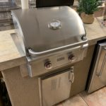 AOG gas grill for Turbo replacements