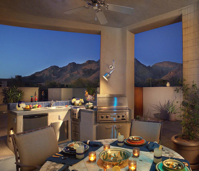 Outdoor Kitchens Gallery Flame Connection Serving Southern Az Since 1988