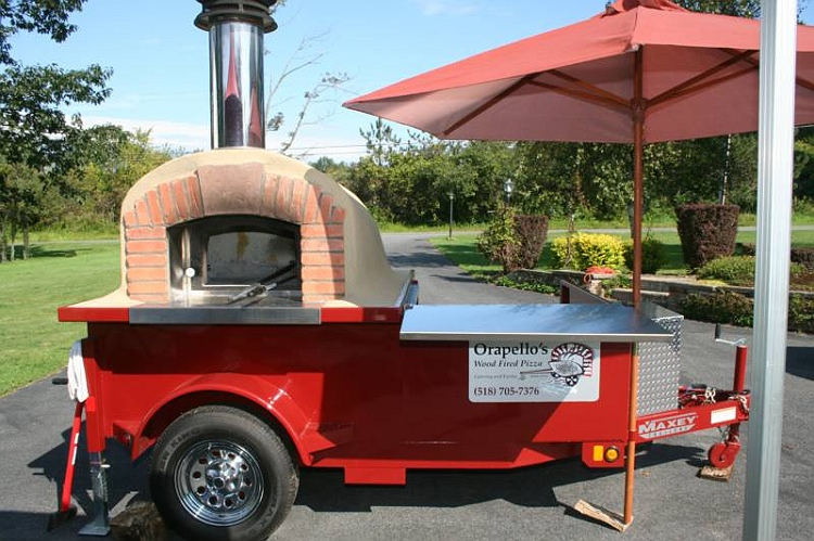 custom pizza ovens by forno bravo - Pizza Ovens For Sale