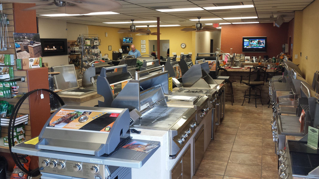 Custom Grills In Tucson Flame Connection Serving